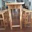 ชุดโต๊ะบาร์ 6 ที่นั่ง thumbnail 2