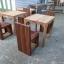 ชุดโต๊ะสนามชุดราด-รี ชุดเล็ก thumbnail 4