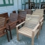 เก้าอี้ไม้ระแนง สวนผึ้ง thumbnail 4