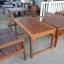 """ชุดโต๊ะม้านั่งระแนง นั่งเล่นในสนามหญ้า """"บางกอก"""" thumbnail 3"""