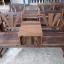 เก้าอี้สองเกลอ ไม้ลาย thumbnail 5