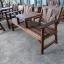 เก้าอี้สองเกลอ ไม้ลาย thumbnail 1