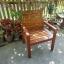 เก้าอี้ไม้ระแนง สวนผึ้ง thumbnail 1