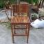 เก้าอี้บาร์สูงไม้ระแนง thumbnail 2
