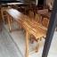 ชุดโต๊ะบาร์ 220 ไม้อะคาเซีย 3 ที่นั่ง thumbnail 2