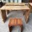 โต๊ะทำงานโมเดิร์น 150 thumbnail 1