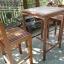 ชุดโต๊ะบาร์ทานอาหาร 2 ที่นั่ง thumbnail 4