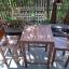 ชุดโต๊ะบาร์ทานอาหาร 2 ที่นั่ง thumbnail 3