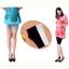 กางเกงเลกกิ้งคนท้องขาสั้น ใส่ลำลองหรือกันโป๊ (มี 3 สี ดำ, ขาว, เทา) thumbnail 1
