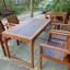 """ชุดโต๊ะเก้าอี้สนามร้านอาหาร """"OUTDOOR"""" thumbnail 1"""