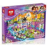 เลโก้จีน LEPIN01008 ชุด Friends Amusement Park Roller Coaster