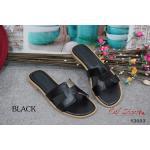 รองเท้าแตะแฟชั่น Style HERMES งานเดินคิ้วอย่างดี สวยทุกสี นิ่มมาก เดินสบาย งานดี ไม่มีเอาท์ สีดำ ขาว ครีม ชมพูอ่อน เงิน ทอง ส้ม (S3053)