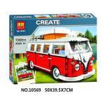 เลโก้จีน Bela 10569 ชุด Volkswagen T1 camper van
