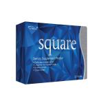 Square เพิ่มพลังกายท่านชาย อึก ถึก ทน กำลัง3 จากภายในสู่ภายนอก สมบูรณ์ แข็ง แรงดี