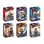 เลโก้จีน Decool 0205-0210 ชุด Super Heroes