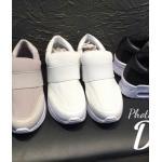 รองเท้าผ้าใบ Snecker Air งาน Premier บุนวมหนา ใส่สบายมากๆ นิ่มสุดๆ ดีไซน์เรียบเก๋ วัสดุผ้าอย่างดี งานตัวจริงสวยมาก เป๊ะเวอร์ สี ดำ ขาว เทา