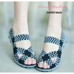 รองเท้ายางสาน เพื่อสุขภาพ Elastic Shoes รุ่น superslim สำหรับผู้ที่ชื่นชอบ ความเบา โปร่ง โล่ง สบาย ไม่อับชื้น สีสันสดใส ทูโทน เก็บหน้าเท้าดีเยียม นิ้ว ลายถักสวย ออกแบบมาให้รองรับเท้าได้อย่างดีเยี่ยม น้ำหนักเบา ใส่สบายมาก วัสดุทำจากยางยืดเกรดพรีเมี่ยม นุ่ม