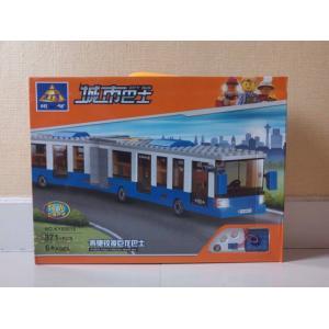 เลโก้จีน Kazi85015 รถบัส