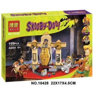 เลโก้จีน BELA No.10428 ชุด Scooby Doo Mummy Museum Mystery