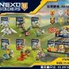 เลโก้จีน LELE79305 ชุด NEXO Knights