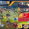 เลโก้จีน Dargo No.877 A-F ชุด NEXO Knights