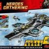 เลโก้จีน LELE34000 ชุด The Shield Helicarrier