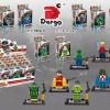 เลโก้จีน Dargo 856A-H ชุด super heroes