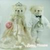 ตุ๊กตาหมีคู่รัก ขนาด 0.36 เมตร (แบบที่ 11)
