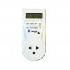 Toshino digital timer ปลั๊กไฟตั้งเวลา เปิด ปิด ไฟฟ้า ทามเมอร์ตั้งเวลาแบบดิจิตอล (สีขาว)