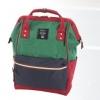 New!! กระเป๋าเป้ Anello Crazy (Standard) ผ้าโพลีเอสเตอร์แคนวาส กันน้ำ