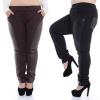 พรีออเดอร์ กางเกงแฟชั่นเกาหลีไซส์ใหญ่ Brand 3QMiss ขายาว - Preorder Plus size Women ฺKorean Hitz Brand 3QMiss Long Trousers