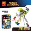 เลโก้จีน LELE 79034 ชุด Heroes Gathering