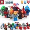 เลโก้จีน SY616 ชุด NEXO Knights