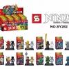 เลโก้จีน SY282 ชุด Ninja Go 2 in 1