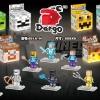 เลโก้จีน Dargo 851A-H Minecraft ใส