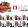 เลโก้จีน SY285 ชุด Ninja Go