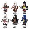 เลโก้จีน POGO 944-949 ชุด Assassin's Creed ( สินค้ามือ 1 ไม่มีกล่อง )