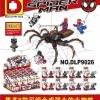 เลโก้จีน DLP9026 ชุด Spider man