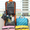 Travel Check กระเป๋าใส่เครื่องสำอางค์ อุปกรณ์อาบน้ำ พกพาเดินทางท่องเที่ยว