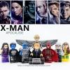 เลโก้จีน XINH 267-274 ชุด Super Heroes (สินค้ามือ 1 ไม่มีกล่อง)