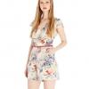 [พรีออเดอร์] ชุดเดรสผู้หญิงแฟชั่นยุโรปใหม่ แขนสั้น กางเกงขาสั้น แบบเก๋ เท่ห์ - [Preorder] New European Fashion Slim Short-Sleeved Dress