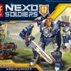 เลโก้จีน LELE79246 ชุด NEXO Knights The King's Mech