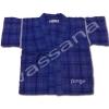 เสื้อจิมเบอิ สีน้ำเงิน ลาย Pingu S95