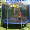 Coopster แทรมโพลีน 10ฟุต(3.05ม) สีน้ำเงิน