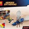เลโก้จีน LELE 79127 ชุด Super heroes Antman