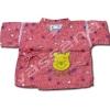 เสื้อจิมเบอิ สีแดง ลายหมีพู