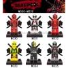 เลโก้จีน ML148 ชุด Deadpool