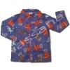 เสื้อ สีน้ำเงิน ลาย Ninja Go 10T