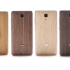 Xiaomi Mi4 ฝาหลังลายไม้ Wood Back Cover