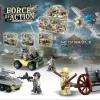 เลโก้จีน LELE 79188A -79188D ชุด Force Of Action Battle Commander